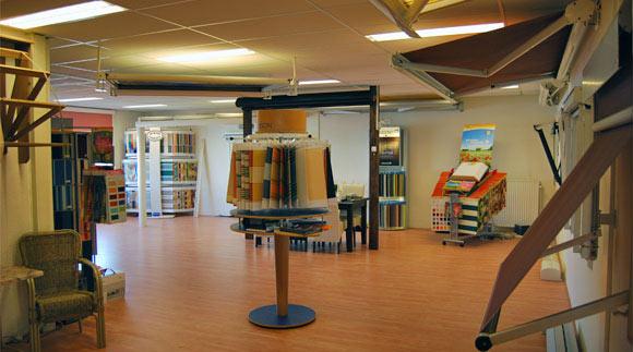 Spiegel Zonwering Utrecht : Showroom spiegel zonwering